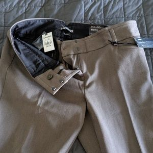 NWT Columnist Brown / Grey Pants